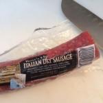 Italian Dry Sausage